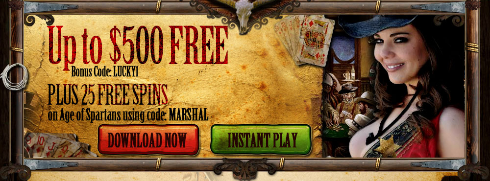 Up to 500 plus 25 Free Spins